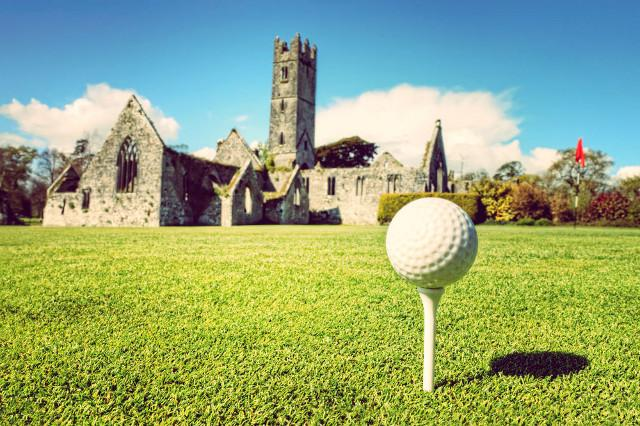 Adare Manor Hotel and Golf Resort, Limerick, Ireland, Golfing in Ireland