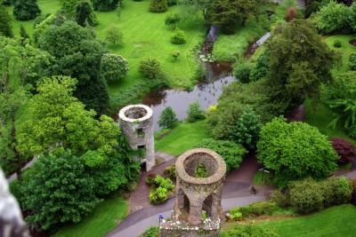 Fields of Blarney Castle