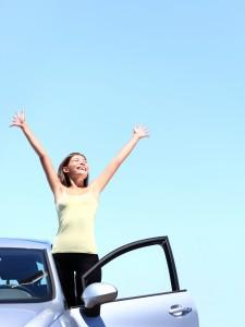 Stop and stretch! Car rentals can give you greater freedom when you travel