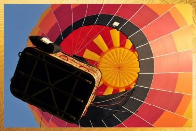 Dreams of Flying - Hot Air Balloon