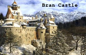 Facts and Fiction - Bran Castle in Romania