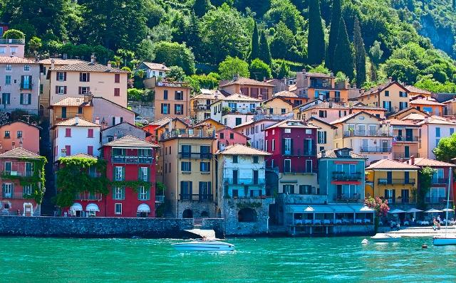 Travel to Lake Como