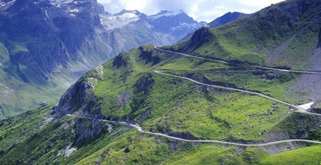 Great Alpine Road, France, car rental France