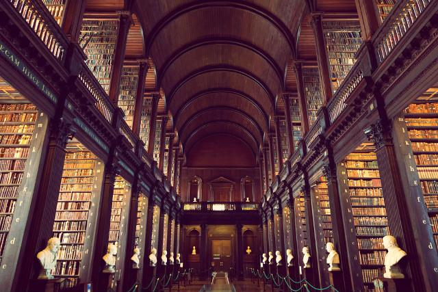 Book of Kells, Trinity College, Dublin