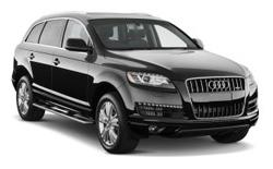 Best Cars  for Winter Driving - Audi Q7