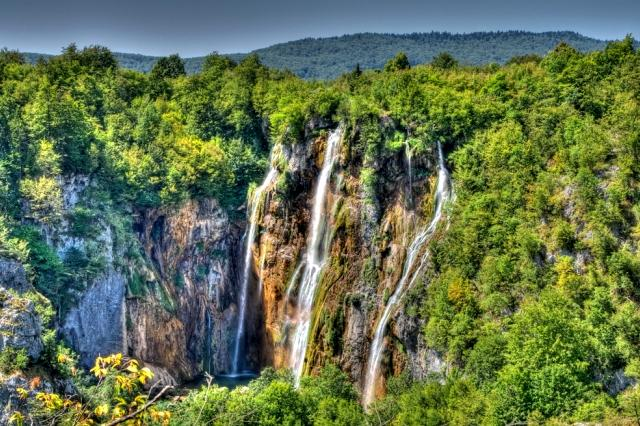 Beautiful Waterfalls - Veliki Slap, Croatia