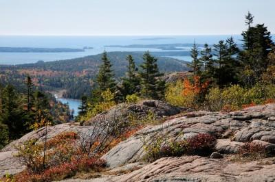 Historic Places in Maine: Acadia National Park