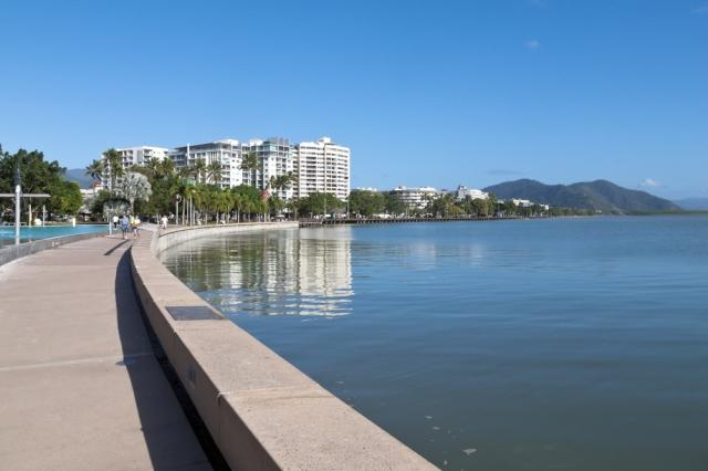 Cairns Esplanade & Boardwalk