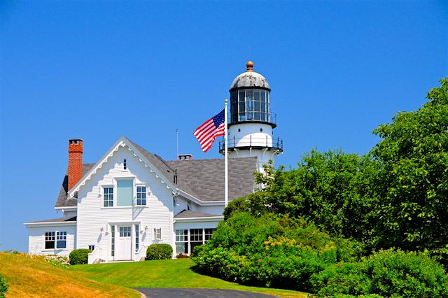 Cape Elizabeth Light, Two-Lights State Park