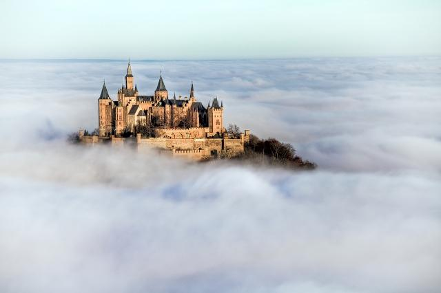 Hohenzollern Castle, Germany | Family Vacation Destinations