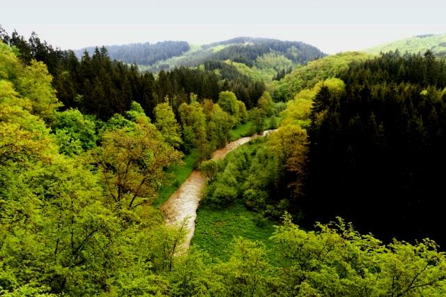 Eifelsteig Trail in Germany