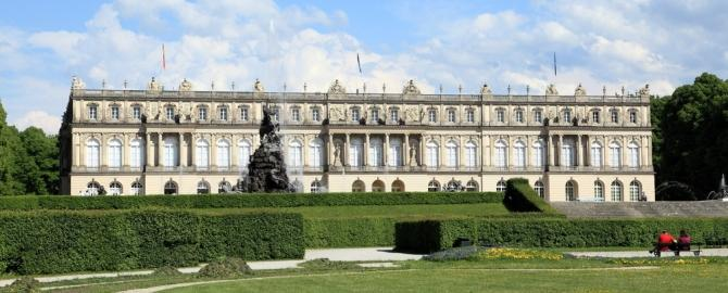 Herrenchiemsee New Palace