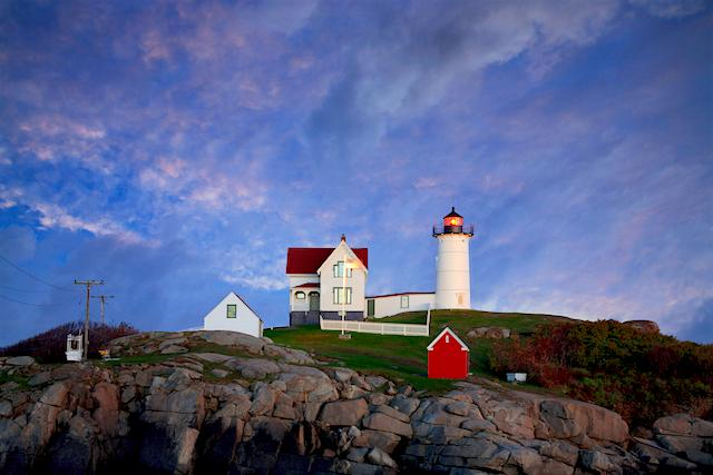 Nubble Light, Cape Neddick