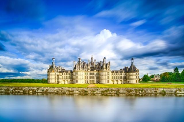 Drive in France - Chambord