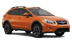 Best Vehicles for Winter Driving - Subaru Crosstrek