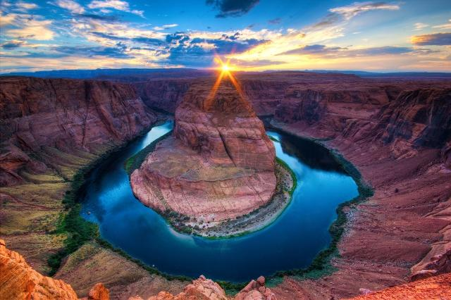 Travel Across America - the Grand Canyon