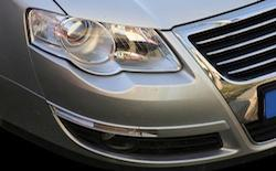 VW Passat Wagon Headlights