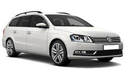 Best Vehicles for Winter Driving - VW Passat Wagon