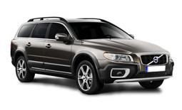 Best Cars for Winter Driving - Volvo XC70