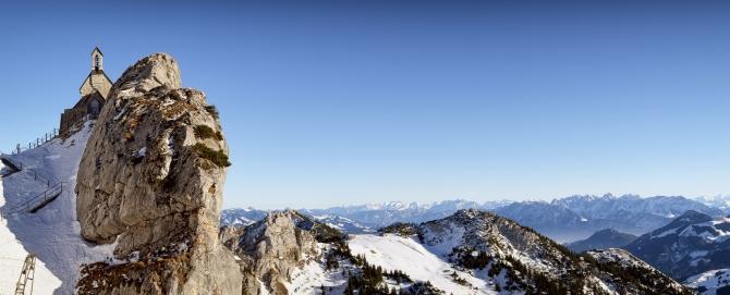 Wendelstein Mountain