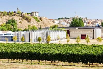Wineries in Spain - Rioja
