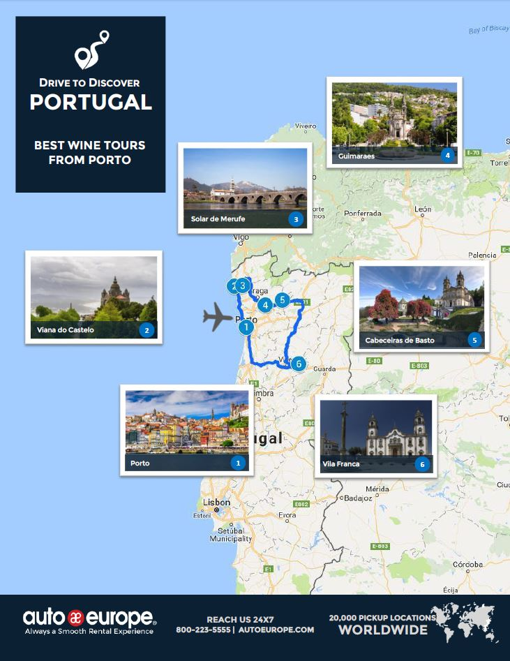 best wine tours from porto. Black Bedroom Furniture Sets. Home Design Ideas