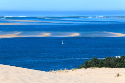 Bordeaux, France Attractions: Dune du Pilat