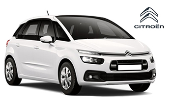 Citroen Short Term Car Lease