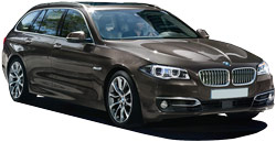 BMW 5 Series Wagon