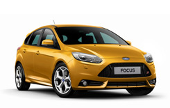 Ford Focus w/GPS