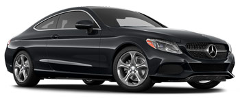 Mercedes C Class Coupe