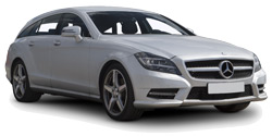 Mercedes CLS wagon