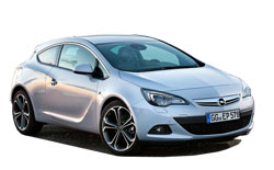 Opel Astra 2dr