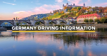 Germany Driving Information from Auto Europe