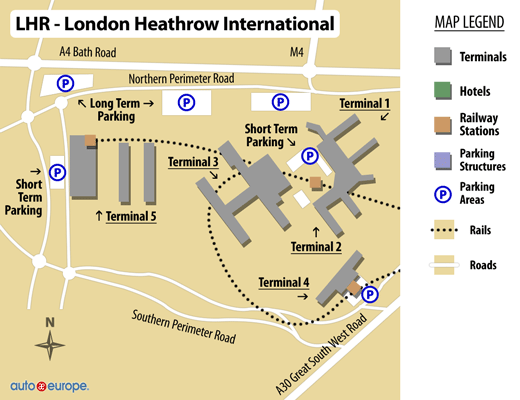 London Heathrow Airport Map My Blog