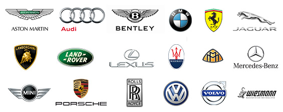 Luxury Car Rental Brands