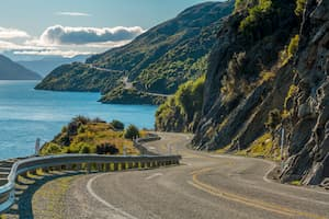 Reserve a rental car in British Columbia