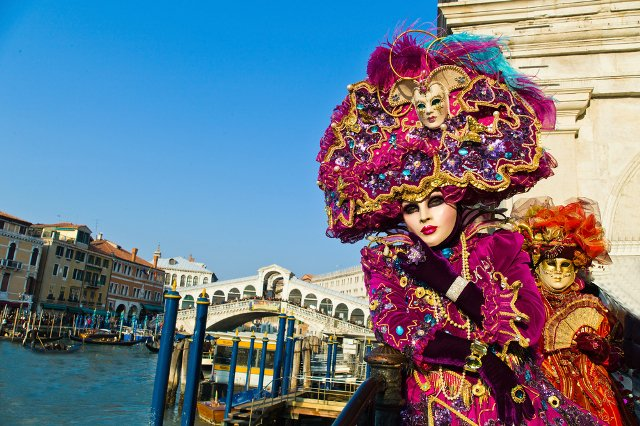 Venice Carnival 2015 by Auto Europe