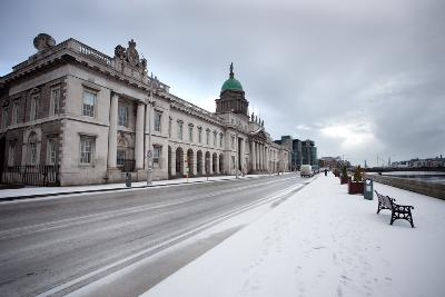 Winter in Dublin