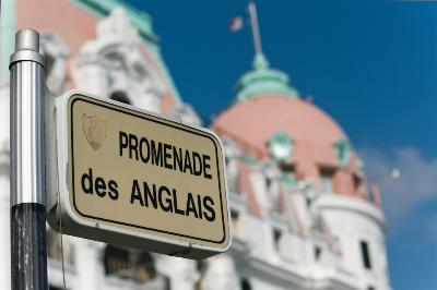 Nice Attractions: Promenade des Anglais