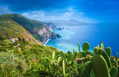 Attractions in Sicily: Aeolian Islands