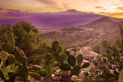 Attractions in Sicily: Mount Etna