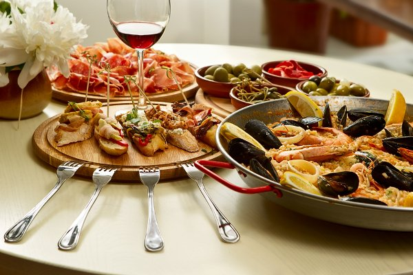 Spanish Holidays Restaurants