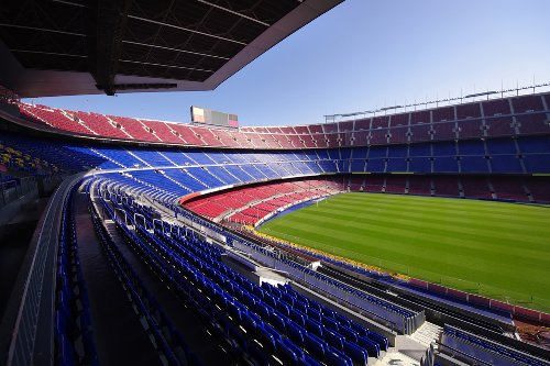 Things to See in Barcelona Spain Camp Nou