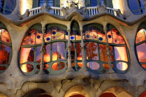 Things to See in Barcelona Spain Casa Batllo