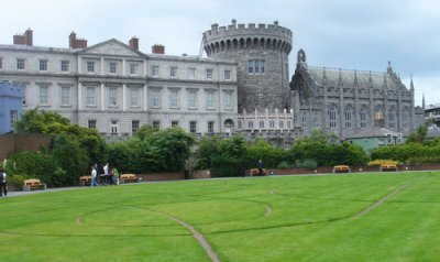 Attractions in Dublin: Dublin Castle