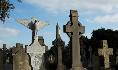Attractions in Dublin: Glasnevin Cemetery & Museum