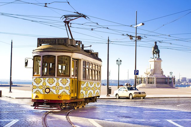 Things to Do in Lisbon: Tram 28