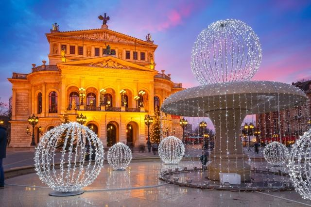 Visit Germany for Christmas