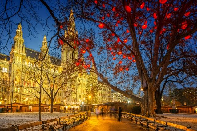 Visit Vienna for Christmas